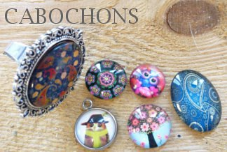 www.snowfall-beads.nl - Cabochons
